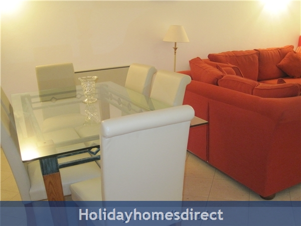 Alvor Apartment, Alto Golf & Country Club: Dining Area