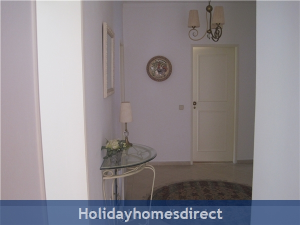 Alvor Apartment, Alto Golf & Country Club: Hallway
