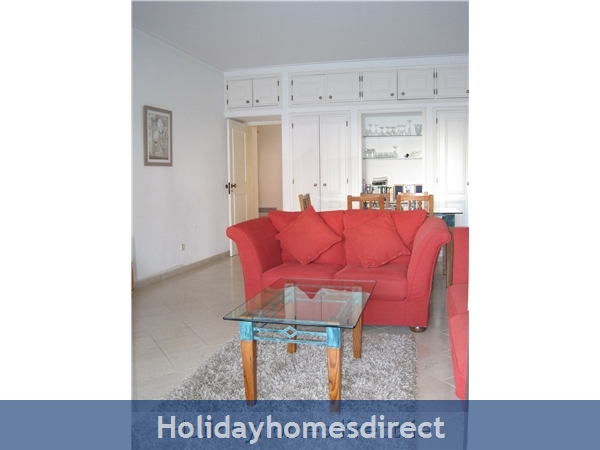 Alvor Apartment, Alto Golf & Country Club: Lounge Alto Country Club Apartment