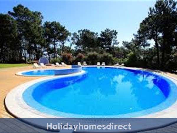Pine Sun Park, 2 Bedroom Apartment, Albufeira (villamoura Area): Beach
