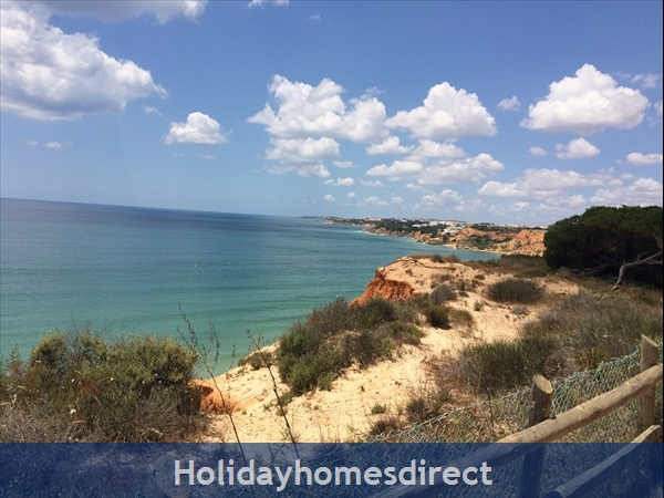 Pine Sun Park, 2 Bedroom Apartment, Albufeira (villamoura Area): Image 25