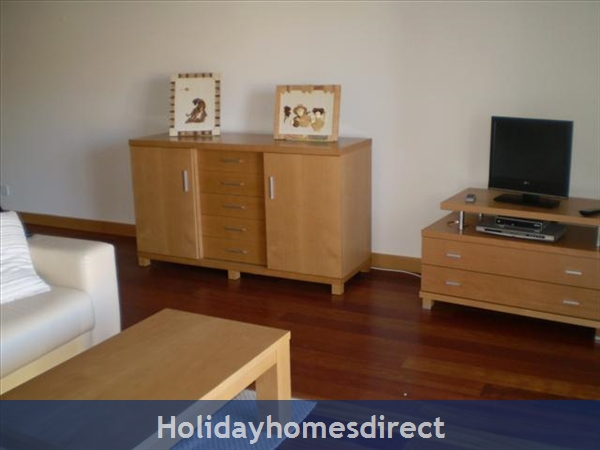 Parque Da Corcovada Apartment, Albufeira: Lounge