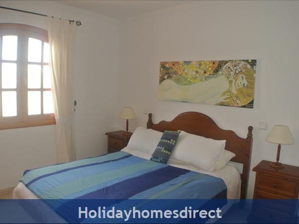 Villa Hibiscus, 3 Bedroom Villa, Puerto Del Carmen: Bedroom