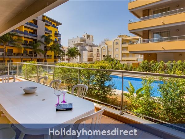 Varandas De Carteia, Apartment 150 Metres From Quarteira Beach: Image 28