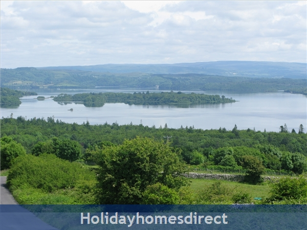 Old Farm Cottage, 3 Bed Holiday Home Sligo: View of lake within 100 metres