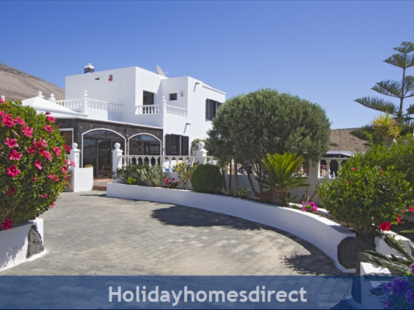 Villa Ani-lee, Villa In Tias, Canary Islands
