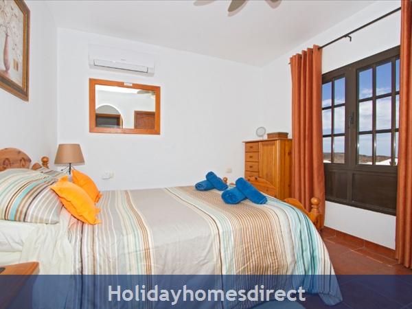 Villa Ani-lee, Villa In Tias: Double Bedroom