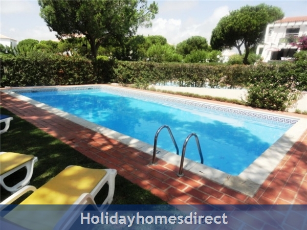 Falesia Beach, A Beautiful 2 Bedroom Duplex Townhouse F, Excellent Location, Walking Distance To Falesia Beach And Amenities. (3413/al): Swimming Pool