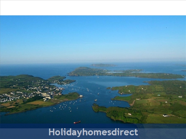 Self Catering Baltimore, West Cork