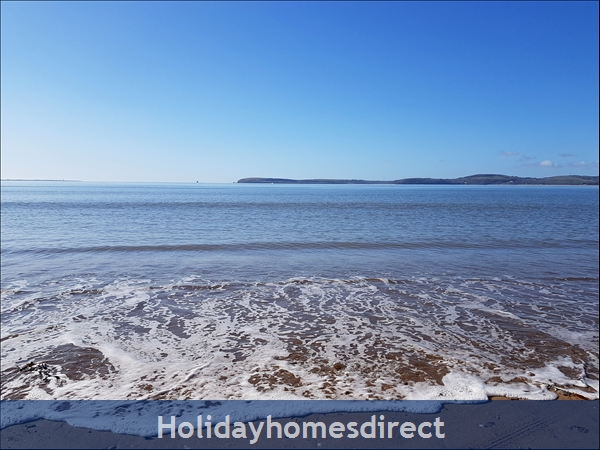 Granary Cottage .. Lots Of Character, Peace And Quiet And All The Mod Cons !: Nearby Duncannon Beach