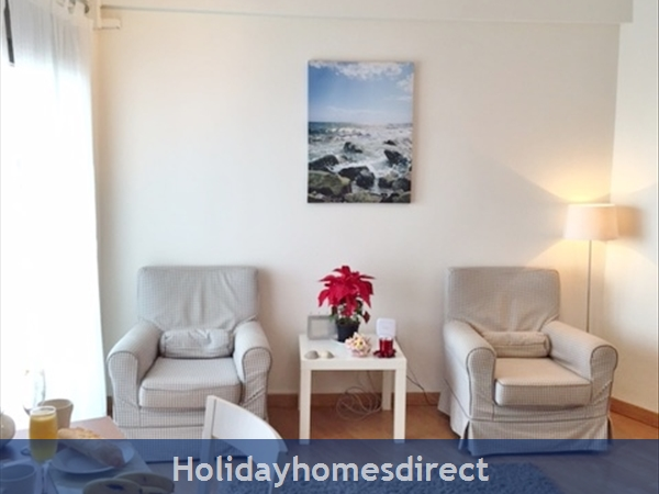 Marbella - Old Town Top Floor  Affordable Luxury Studio .free Wifi. Stunning Sea-views, Just  2 Mins. Walk To Old Town Or The Beach: Marbella Old Town Rental Apartment, Stunning seaviews from super studio, Just  2mins walk to Old Tow