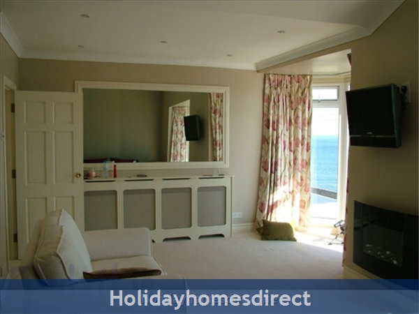 Westend, Kilkee, Co. Clare: Bedroom