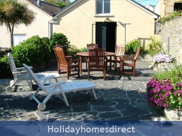 Westend, Kilkee, Co. Clare: Garden