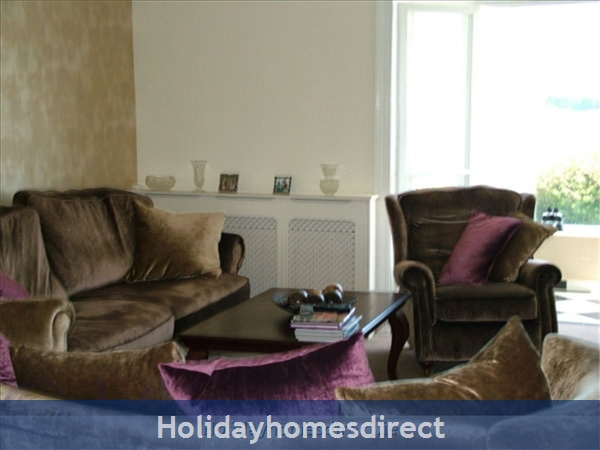 Westend, Kilkee, Co. Clare: Living Room