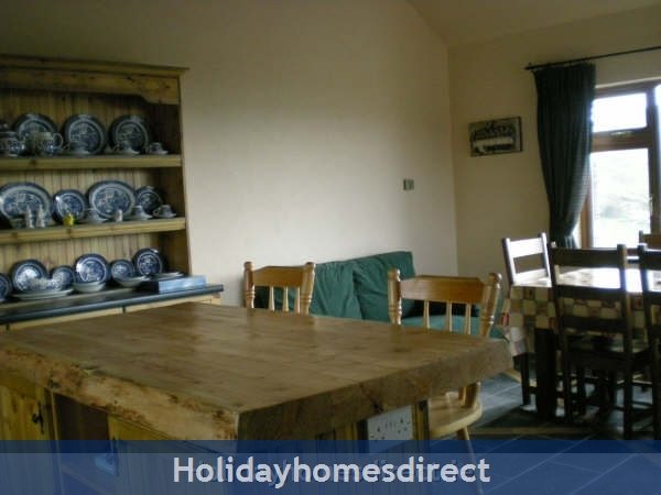 Self Catering Waterville, Kerry: Kitchen
