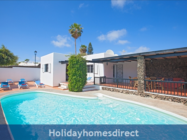 Casa Gegore with private pool, Old Town Puerto del Carmen, Lanzarote
