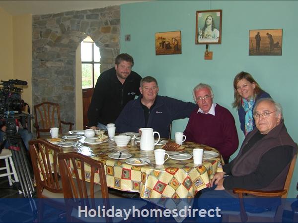Bromore Cottage: Creedon's Wild Atlantic Way