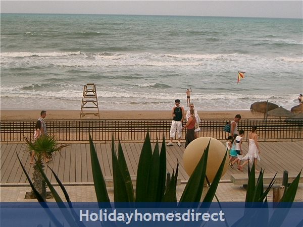 Gran Playa: View from the Terrace