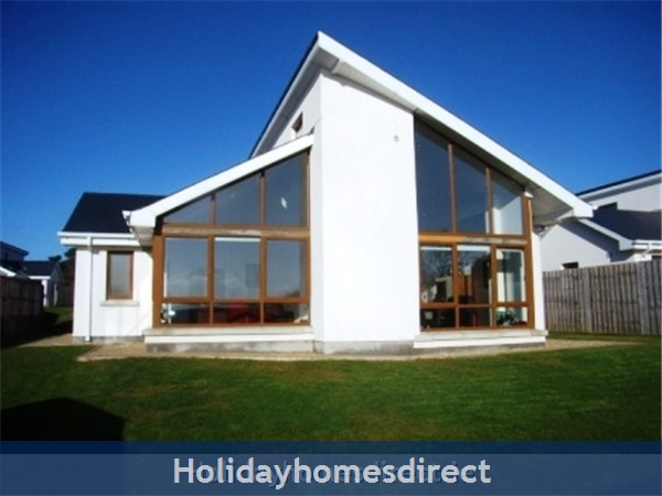 Hook View - Luxury Holiday Home In Dunmore East, Co. Waterford: Outside
