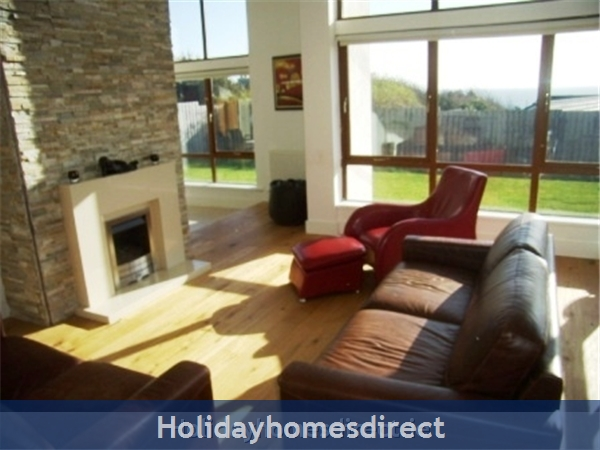 Hook View - Luxury Holiday Home In Dunmore East, Co. Waterford: Hook View