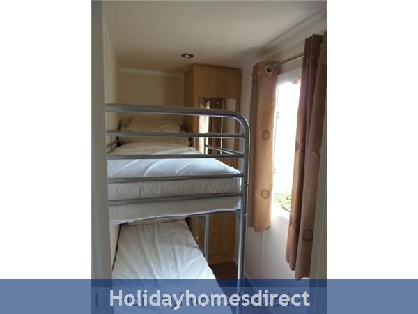La Carabasse: Bunk Bedroom