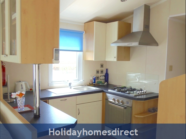 La Carabasse: Kitchen Area - Fully Equipped!