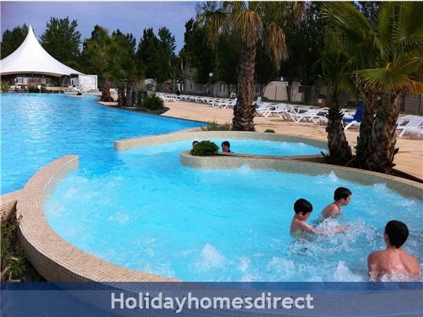 La Carabasse: Children's Pool