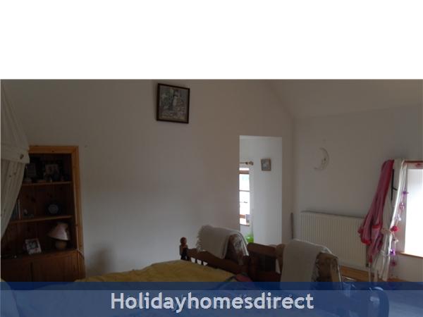 Moran's Lodge: Twin room