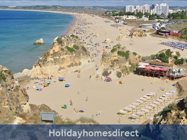 Home From Home - 3-bed Duplex (sleeps 7) Near Alvor & Beach (with Airconditioning): Alvor Beach