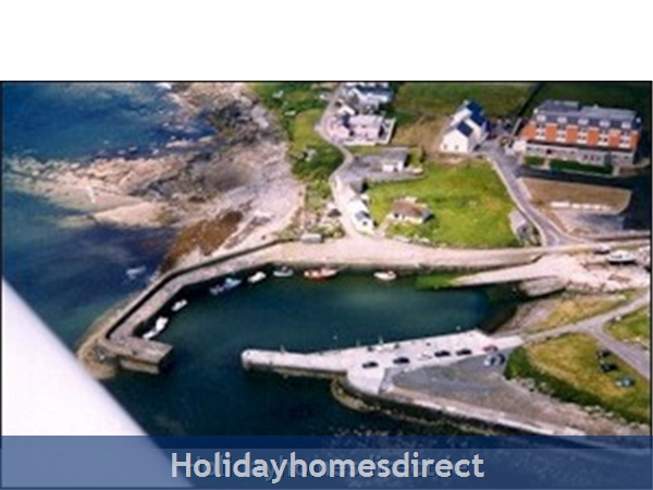 Seamount Liscannor/lahinch: Liscannor Harbour