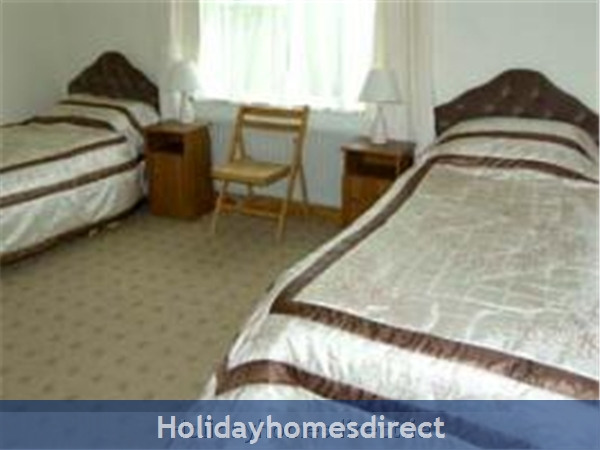 Seamount Liscannor/lahinch: Twin bedroom