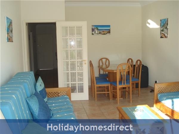 Mar Bel Sol, 2 Bedroomed Apartment, Vilamoura.  Licence No:14983/al: Image 2