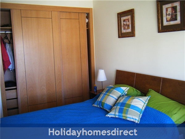 Ma Parthilia Alvor 3 Bedroom Apartment: Double bedroom 2