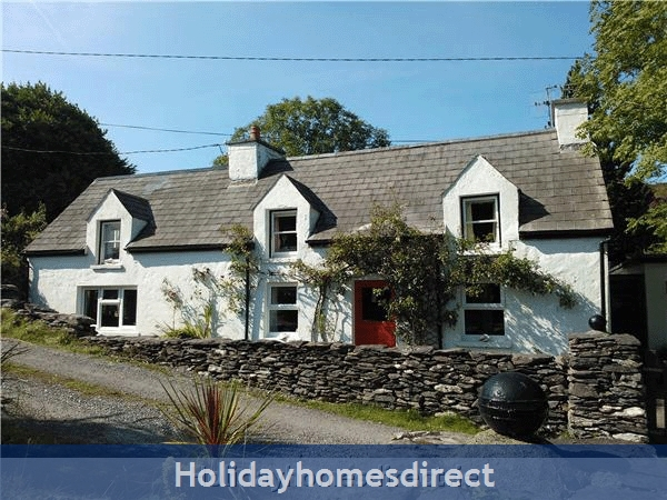 Catherdaniel Charming Holiday Cottage: Holiday Cottage, Rath in Caherdaniel, Co Kerry
