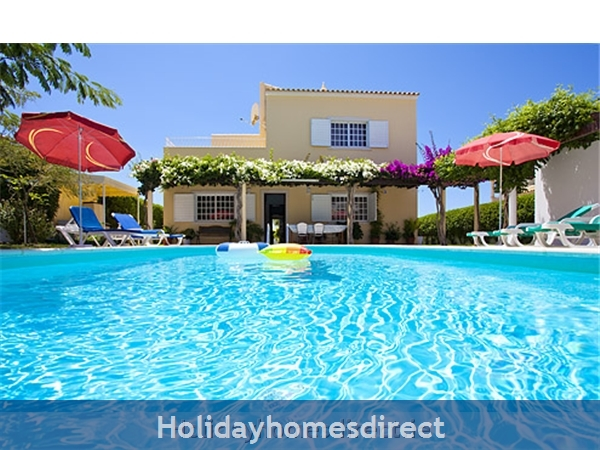 Villa Bonita Albufeira Private Villa With Pool.: Pool Area