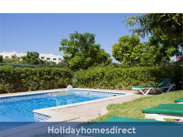 Villa Andrea Albufeira Private Villa With Pool: Pool Area