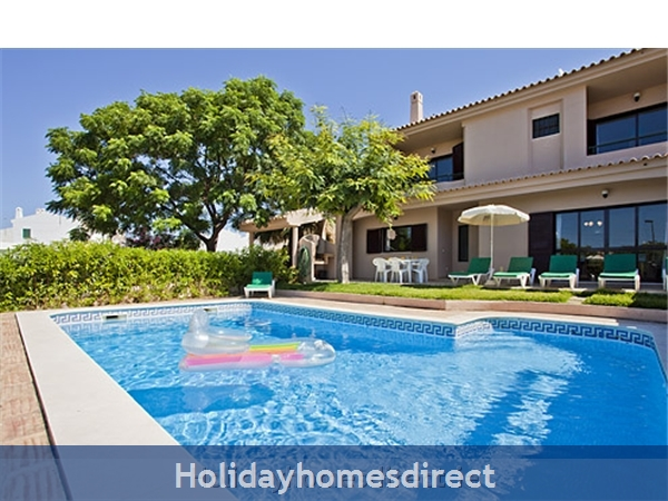 Villa Andrea Albufeira Private Villa With Pool