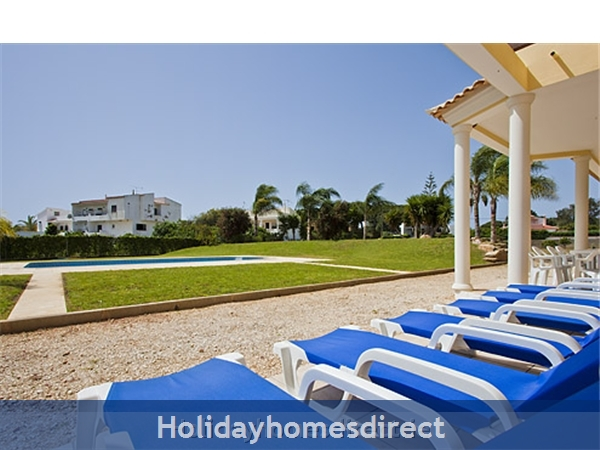 Villa Do Vale Vilamoura Private Villa With Pool: Pool Area