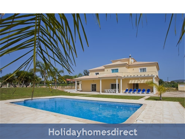 Villa Do Vale Vilamoura Private Villa With Pool