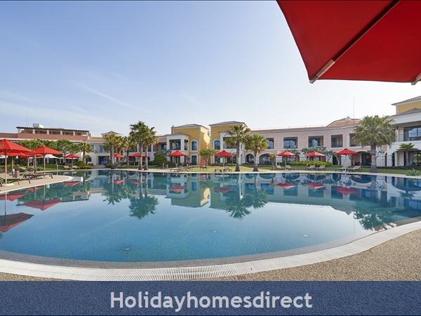 Cascade Resort Lagos - 1/2 Bedroom Apartments - 5 Star Family Resort