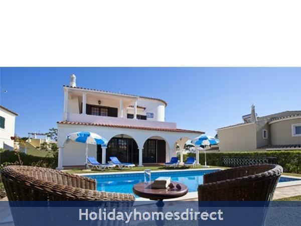 Villa Rosas Vilamoura Private Villa With Pool: Terrace