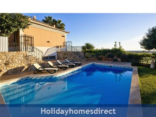 Villa Silve Almancil Villa With Private Pool: Pool