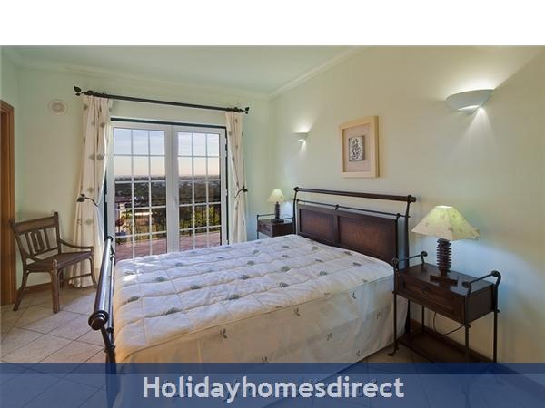 Villa Silve Almancil Villa With Private Pool: Bedroom