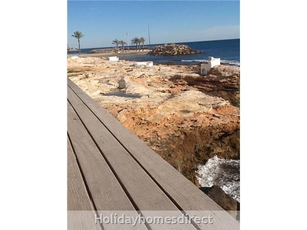 Boardwalk Torrevieja