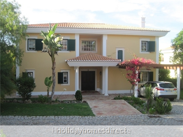 Martinhal Quinta, 4 Bed Villa With Private Pool, Quinta Do Lago Now Booking 2019: Villa Entrance
