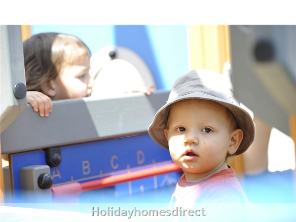 Martinhal Quinta Childrens Playground In Portugal