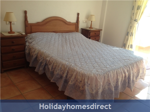 19 Aldeas De Aquamarina Iii, Costa Blanca: Master Bedroom
