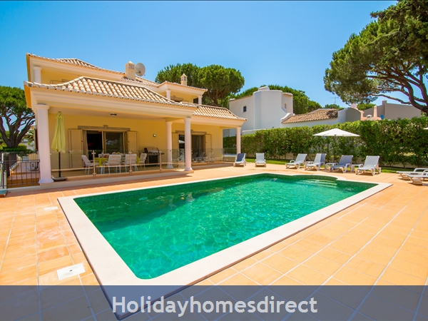 Detached Villa At Vilamoura Marina, With Heated Pool In A Great Location: Image 3