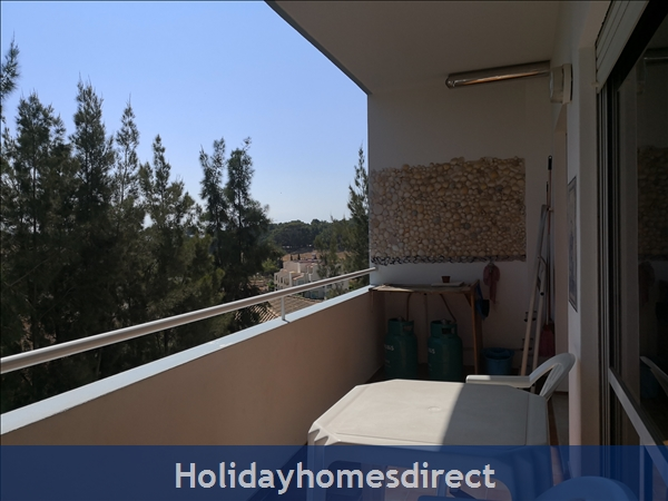 Maralvor: Private Balcony