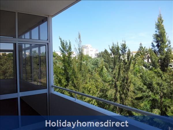 Maralvor: View fro balcony